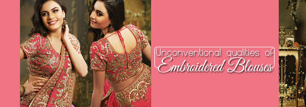 LIVING THE HERITAGE OF INDIAN WEDDING SAREES