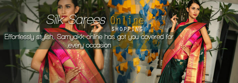 Effortlessly stylish, Samyakk online has got you covered for every occasion.