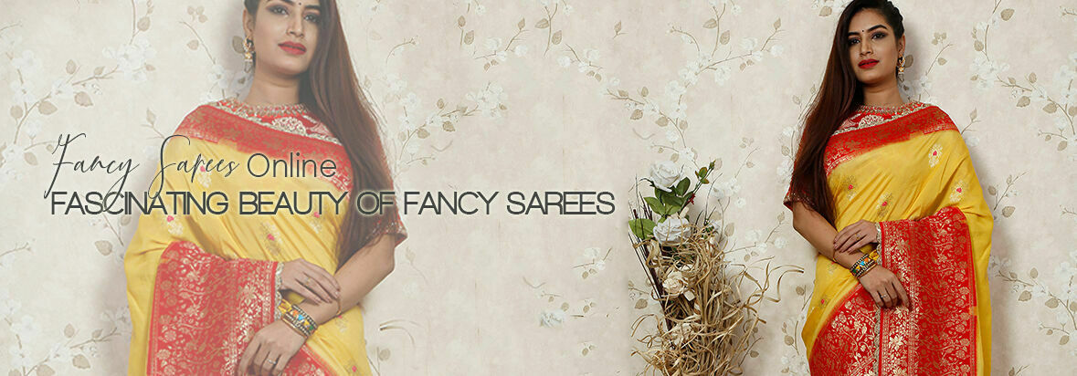 Embrace yourself with the ethnicity of the best designer sarees from Samyakk for a classy and polished look.