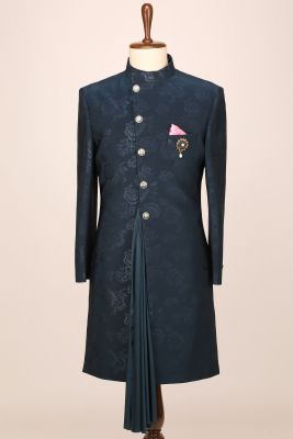 Sherwani : Latest Sherwani Designs | Jodhpuri Sherwani for